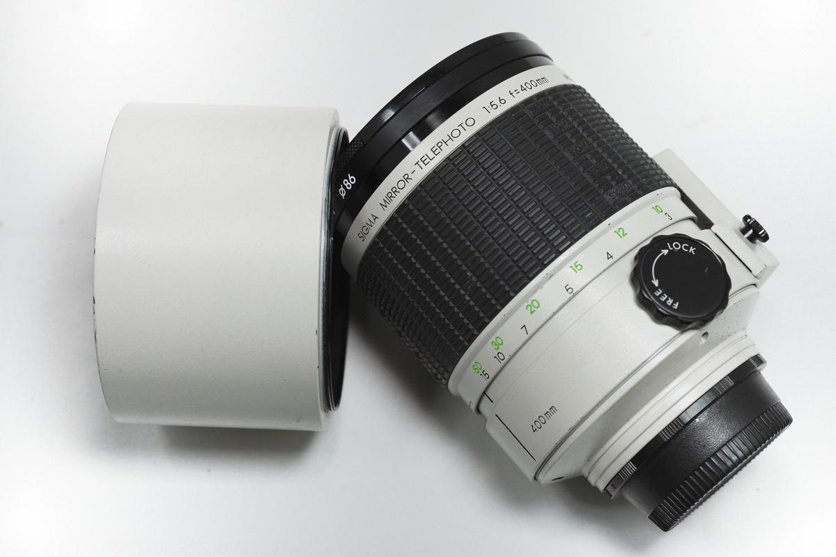 Sigma Mirror 400mm F5 6 Reflex Hkdonut